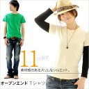 11 colors [RCP] of T-shirt men gap Dis plain fabric short sleeves email service OK 68% OFF plain fabric short sleeves T-shirt 10P06may13