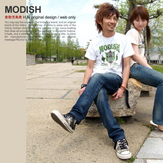 ♪ MODISH mi-215. ne-sorted limited message T shirt XS S M L XL size 10P13Dec14
