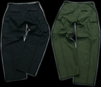 Pocket cargo pants / 6 type (Twill) 10P30Nov13