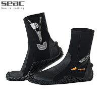 【SEAC】BASIC HD Diving Boots ベーシック HD ダイビングブーツ【05P06Sep18】の画像