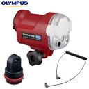 【オリンパス OLYMPUS】UFL-3 + PTSA-02(ショートアーム)+ PTCB-E02 水中ストロボセット【02P16Oct16】
