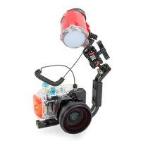 INON(イノン) S-2000 + UWL-H100 28LD パック D4 キャノン PowerShot S95 28LD(ストロボセット)【送料無料】【02P05Jun18】の画像