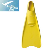 GULL(ガル) エムデンカラー(素足タイプ) (レモン) 【15P20Jan18】の画像