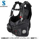 【スキューバプロ】X-BLACK (X-ブラック) BCDジャケット (BPI / AIR2の装備無し本体のみ)【05P17Nov17】