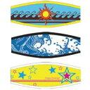 SeaCanary シーキャナリー オリジナルマスクストラップカバー 太陽 / 波 / ポップスター
