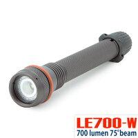 INON(イノン) LE700-W Type2 ダイビング用LEDライト【02P20Jan18】の画像