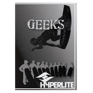 HYPERLITE ハイパーライト GEEKS DVD 【ネコポス対応可】【02P05Jun18】