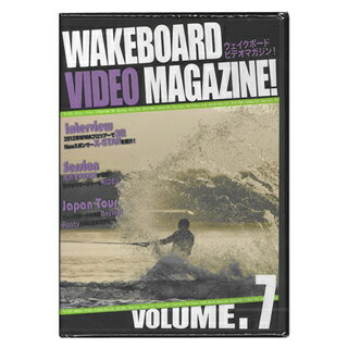 WAKEBOARD VIDEO MAGAZINE...の商品画像