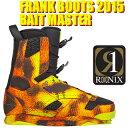 RONIX ロニックス 2015年モデル FRANK Boots Bait Master フランク ブーツ(限定モデル)【送料無料】【05P24Mar17】