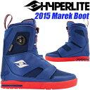 HYPERLITE ハイパーライト 2015年モデル Marek Boots マレック ブーツ ブルー 【送料無料】【04P15Feb18】
