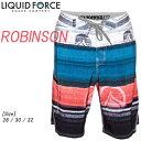 Liquid Force リキッドフォース 2015年モデル ROBINSON BOARDSHORTS)(ピンク)【05P19Jan17】