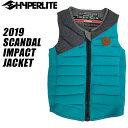 ハイマウント 2019年モデル SCANDAL IMPACT JACKET スキャンダル ウィメンズ インパクトジャケット