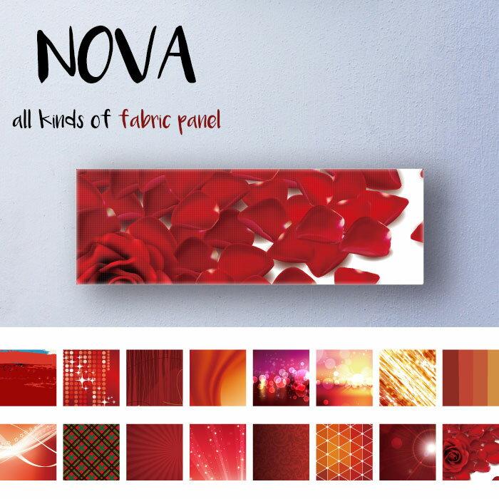 ファブリックパネル 北欧 モダン レッド フラワー キラキラ デザイン アート 夕日 赤色 暖かい 薔薇 花弁 光 模様 ストライプ ボーダー 加工 生地 自作 おしゃれ 壁掛け アートパネル