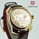 【正規販売店・特典あり】オッソイタリー レディース OSSO ITALY Angela YGS01[時計 腕時計]