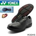 ヨネックス メンズ M30HS ウォーキングシューズ パワークッション アイスキャッチソール YONEX M30HS ブラック