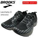 BROOKS ブルックス Levitate3 レビテイト3 レディース ランニングシューズ スニーカー BRW 3002 ブラック