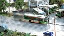 バスコレ走行システム 基本セットA (東京都交通局仕様)【トミーテック】「鉄道模型 Nゲージ TOM