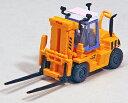 フォークリフトTCM FD115 JR貨物仕様 【KATO 23-514】「鉄道模型 Nゲージ カトー」