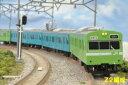 JR103系 関西形 混色・混成 Z2編成 4両編成セット(動力付き) 【グリーンマックス・4729G】「鉄道模型 Nゲージ GREENMAX」