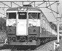 【真鍮製】国鉄/JR 115系 初期車 非冷房 横須賀色 サロ165-14・15 車体キット【カツミ・KTM-278】「鉄道模型 HOゲージ 金属」