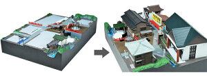 ジオラマベースD2 【トミーテック・267737】「鉄道模型 Nゲージ TOMYTEC」