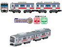 東急電鉄5080系・目黒線2両セット【バンダイ・902429】「鉄道模型NゲージBANDAI」