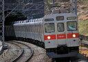 ※再生産 2月発売※東急8500系(田園都市線・黄色テープ付き)基本6両編成セット(動力付き) 【グリーンマックス・30695】「鉄道模型 Nゲージ GREENMAX」