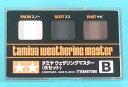 ウェザリングマスターBセット【タミヤ・87080】「鉄道模型 工具 TAMIYA」の画像