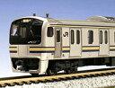 E217系 横須賀線・総武線 4両基本セット【KATO・10-574】「鉄道模型 Nゲージ カトー」