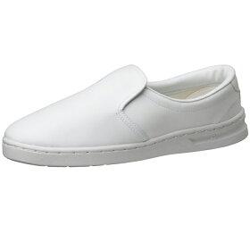 男女兼用静電作業靴ミドリ安全エレパスM101ホワイト