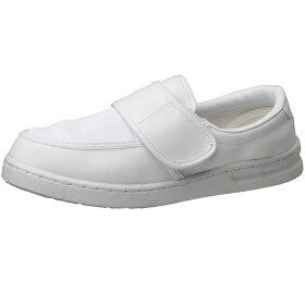 男女兼用静電作業靴ミドリ安全エレパスM103ホワイト