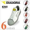 ディアドラ安全靴 DIADORA【送料無料 安全作業靴】 超耐滑 スニーカータイプ KIWI キーウィ 全6色 [23.0〜29.0cm][KW−251/KW−...