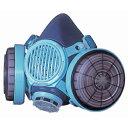 防塵マスク 【送料無料】 ミドリ安全 フィルター取替式防じんマスク 7191DKU (RL3) (ナノマテリアル用)