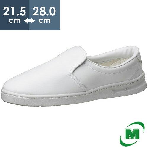 静電作業靴 スリッポン ミドリ安全 男女兼用 メ...の商品画像