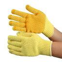【楽天ランキング1位】 防災グッズ 災害用手袋 ミドリ安全 災害時に備える手袋 ケブラー繊維製手袋 KB−100V 滑り止め加工付 フリーサイズ