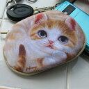 「美人の猫ちゃん ミニケース」【楽ギフ_包装】【楽ギフ_メッセ入力】ねこコレクション♪