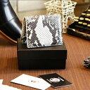 イタリアの革名刺入れ財布 カード財布 簡単な財布TZ1D230 ☆ベルトの専門店TZSTONE