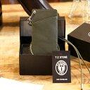 ショッピング革 イタリアの革ネックレス財布 定期入れ パスケース カード財布 簡単な財布TZ1D220 ☆ ベルトの専門店TZSTONE