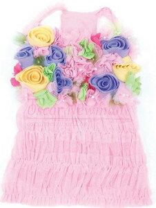 ★Oscar Newman★(オスカーニューマン)Ka-Bloom Sundress犬用フラワーブーケドレス (1万円以上のお買い上げで送料無料)