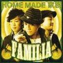 詳しい納期他、ご注文時はお支払・送料・返品のページをご確認ください発売日2007/3/14HOME MADE 家族 / FAMILIA(通常盤)FAMILIA ジャンル 邦楽ラップ/ヒップホップ 関連キーワード HOME MADE 家族今注目のユニット、HOME MADE 家族 待望の3rdアルバムの登場です。初の恋愛をテーマにしたシングル「君がくれたもの」、さらには人気アニメ『NARUTO』エンデイング・テーマ「流れ星〜Shooting Star〜」他を収録。通常盤/初回生産限定商品はKSCL-1129収録曲目11.Familogue(1:14)2.We Are Family(4:00)3.EVERYBODY NEEDS MUSIC(4:51)4.Get Fun-Key★ 〜space in your space〜(4:14)5.fantastic 3 feat.SEAMO(4:04)6.流れ星 〜Shooting Star〜(4:55)7.君がくれたもの(4:37)8.Brand New Day(4:48)9.真夏のダンスコール□(4:50)10.What's Going On!?(3:58)11.フレッッッシュ!(1:48)12.Brotherhood(4:51)13.NEVER ENOUGH feat.K-MOON from INCREDIBLE BEATBOX B(3:57)14.FLAVA FLAVA with 常田真太郎 from スキマスイッチ(4:51)15.ホームシック(5:07)16.ミ・エ・ナ・イ・チ・カ・ラ(5:31)関連商品HOME MADE 家族 CD 種別 CD JAN 4582117987031 収録時間 67分36秒 組枚数 1 製作年 2006 販売元 ソニー・ミュージックソリューションズ登録日2007/02/15