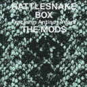 送料無料 THE MODS / RATTLESNAKE BOX THE MODS Tracks in Antinos Years(完全生産限定盤/8Blu-specCD2+DVD) CD