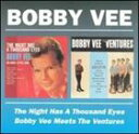 輸入盤 BOBBY VEE / NIGHT HAS A THOUSAND EYES/MEET [2CD]