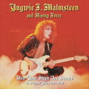 Heavy Metal, Hard Rock - [送料無料] 輸入盤 YNGWIE MALMSTEEN / NOW YOUR SHIPS ARE BURNED [4CD]
