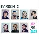 送料無料 輸入盤 MAROON 5 / RED PILL BLUES (US STANDARD) LP