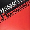 送料無料 輸入盤 KRAFTWERK / MAN MACHINE LP