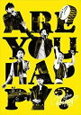 [送料無料] 嵐/ARASHI LIVE TOUR 2016-2017 Are You Happy?(通常盤) [DVD]