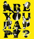 [送料無料] 嵐/ARASHI LIVE TOUR 2016-2017 Are You Happy?(通常盤) [Blu-ray]