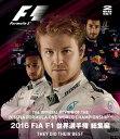 2016 FIA F1 世界選手権 総集編 ブルーレイ版 Blu-ray