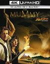 [送料無料] ハムナプトラ/失われた砂漠の都[4K ULTRA HD+Blu-rayセット] [Ultra HD Blu-ray]