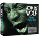 Gospel - 輸入盤 HOWLIN' WOLF / BLUES FROM HELL [3CD]